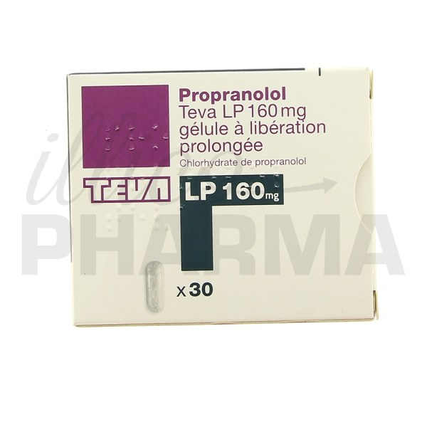 Propranolol No Prescription