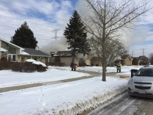 01-14-15 Orland Home fire 1