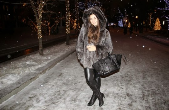 Outfit Of The Day – Winter Wonderland