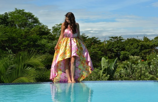 Outfit Of The Day – It Must Be Paradise