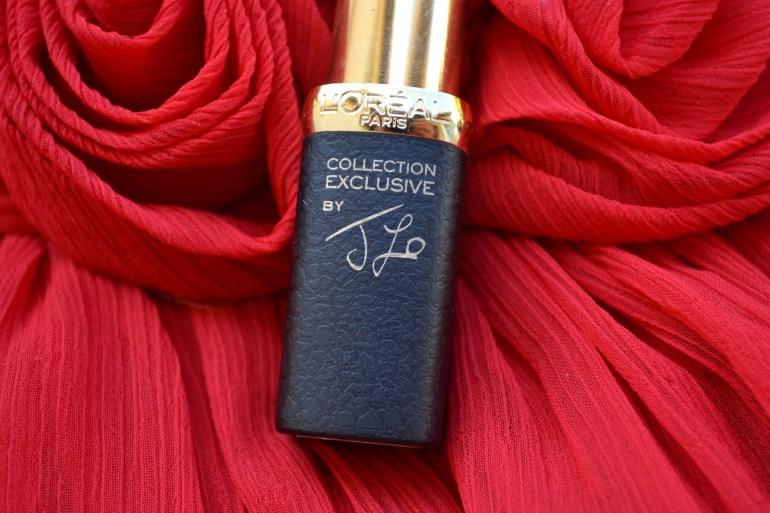 L'Oreal Pure Red J.Lo