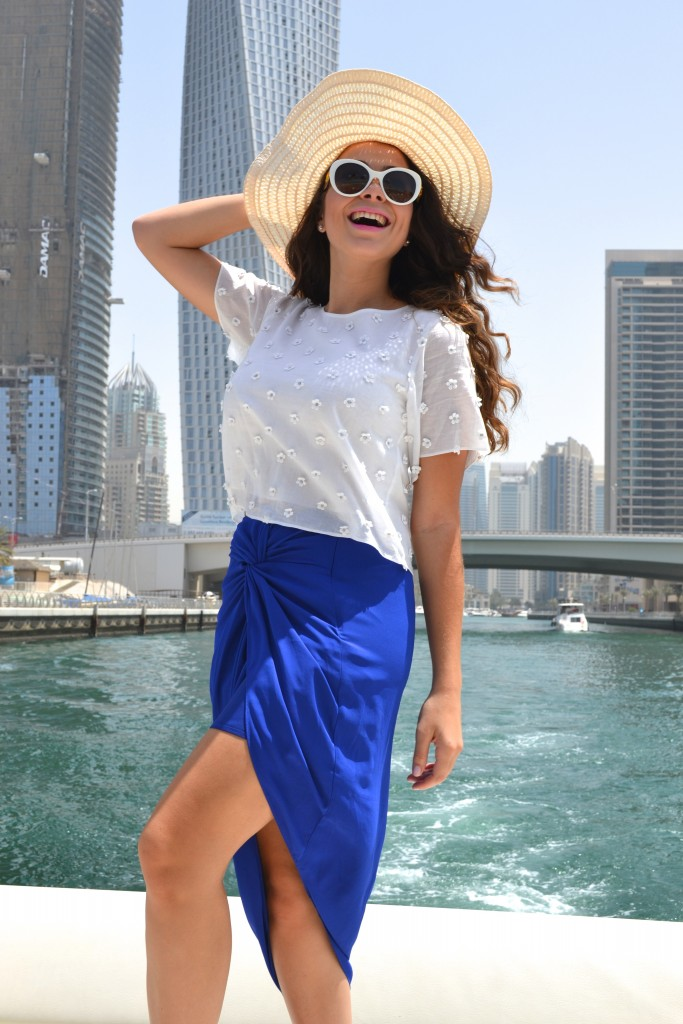first yacht marina tour dubai