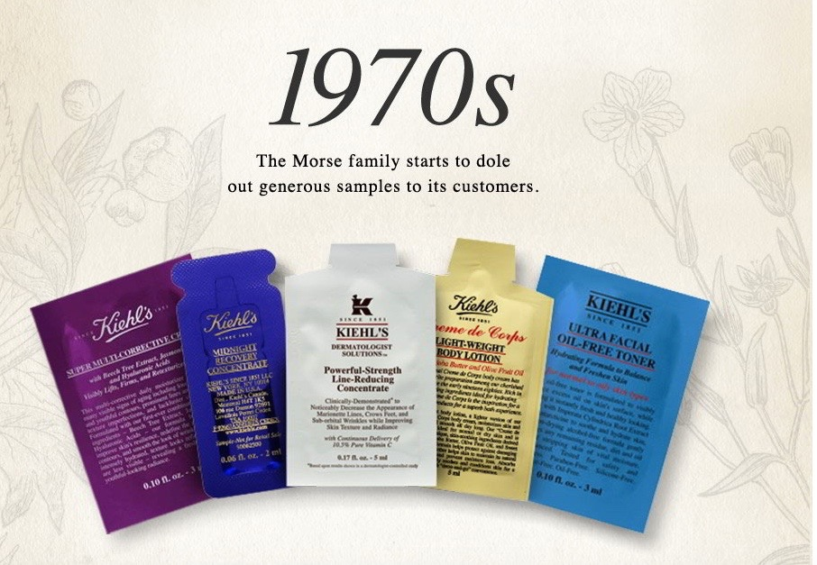 kiehl's pioneers by nature