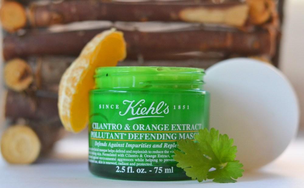 kiehl's cilantro face masque