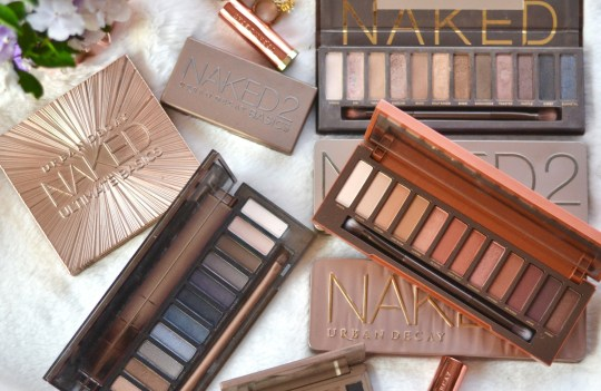 Win A Naked Palette Of Your Choice!{CLOSED}