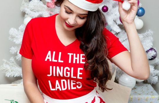 Festive Gift Guide With Love And Sparkles