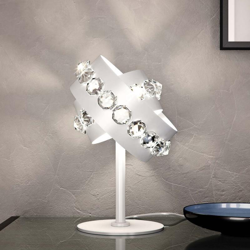 Quando c'è il bisogno di dover scegliere una nuova lampada moderna, che sia per la casa o per l'ufficio, ci troviamo spesso a navigare nel web (o per negozi) senza cognizione di causa, talvolta perdendo molto tempo e con un. Marchetti Essentia Lp Lampada Da Tavolo Moderna