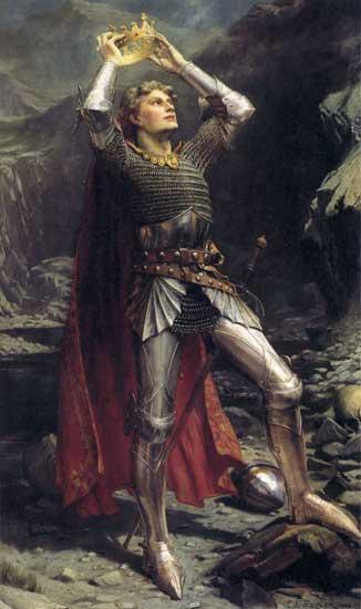 fine art of king arthur