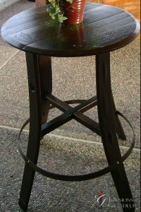 """Wine Cocktail Tables 24"""" Top x 34""""h"""