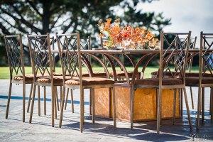 Tehama Golf Club Table