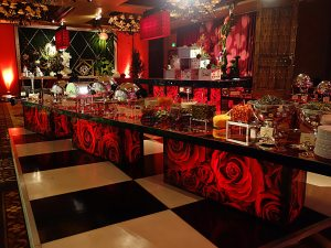 Event and theme design