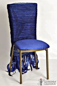 Bronze Diamond Back Chairs Blue Ribbon Chair Back Covers Blue Riviera Cushion Covers