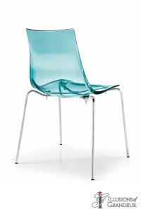 Aqua-Acrylic-Chair