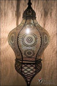 """Moroccan Lanterns 2 12""""x12""""x26""""H"""