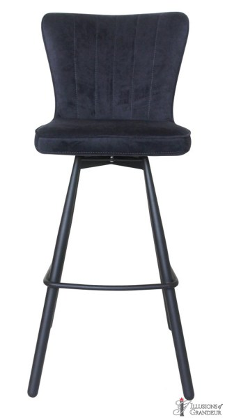 Blue Sonnet Bar Stools