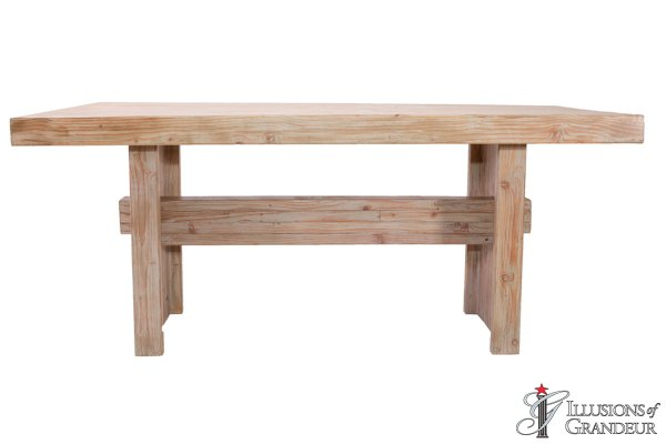 Modern Farmhouse Dining Tables ~ low