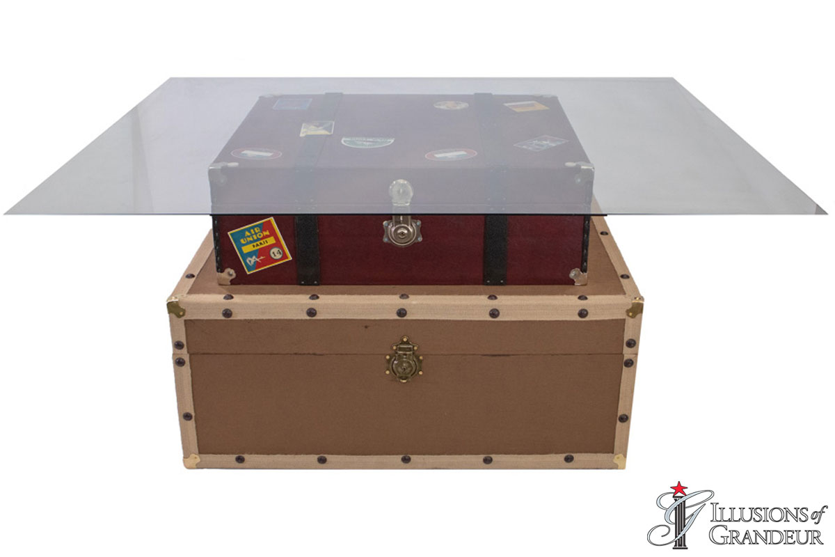 Trunk Dining Tables