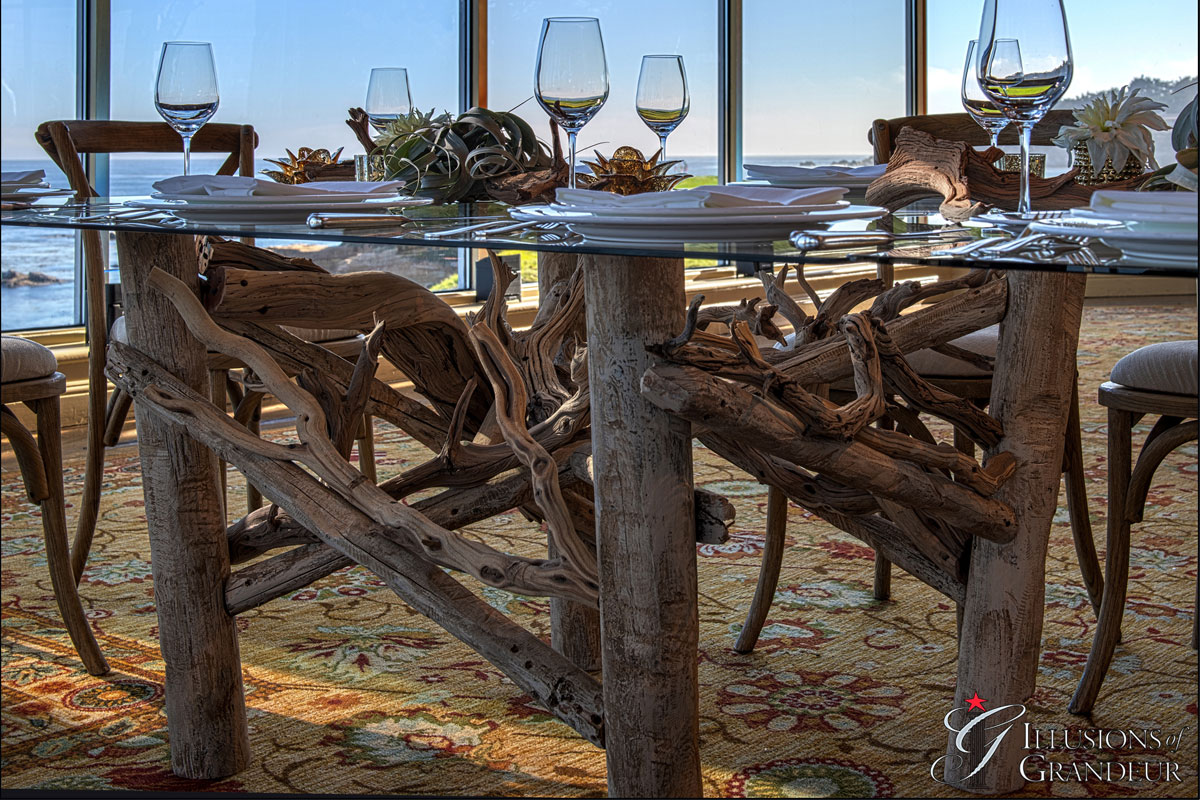 Driftwood Dining Tables