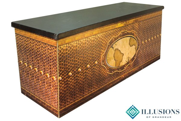 Hammered Copper Buffets