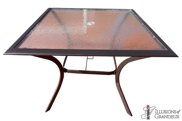Patio Umbrella Dining Tables
