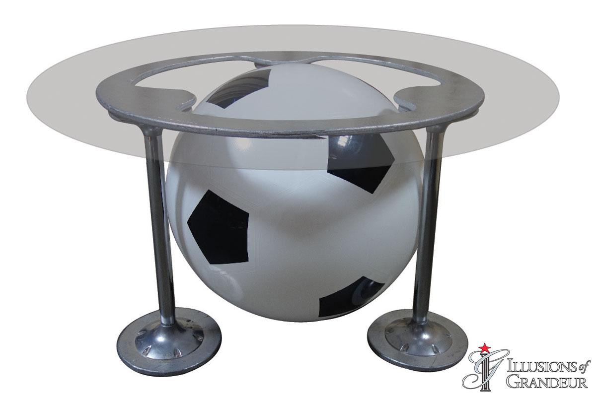 Soccer Ball Table