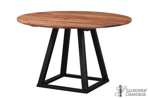 Tri-Mesa Round Dining Tables