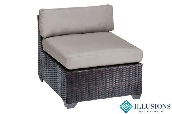 Wicker Belle Club Chairs