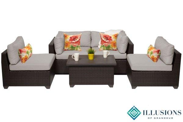 Wicker Belle Patio Furniture