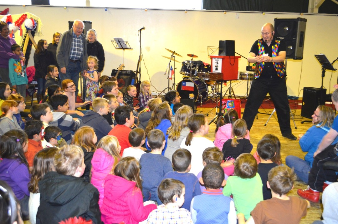 Mark will provide high quality children's magic shows for your next children's event