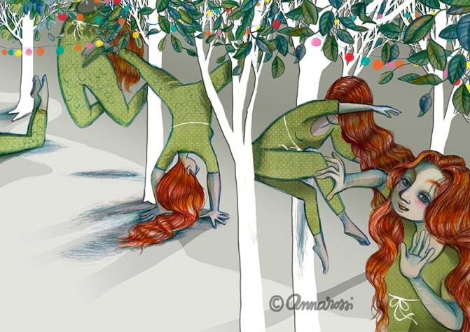 Ariel - concorso Notte di Fiaba