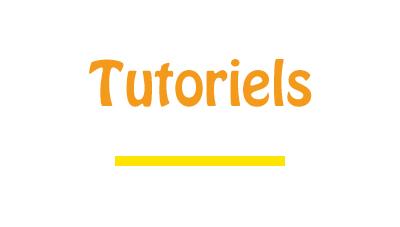 tutoriels