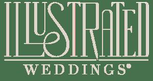 Illustrated Wedding Logo