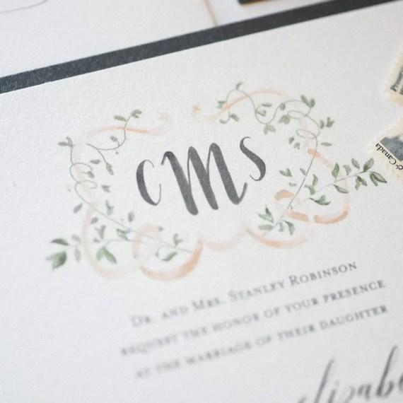 CMS Illustrated Monogram