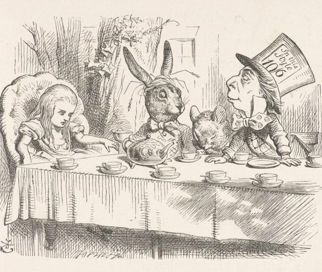 Sir John Tenniel Illustration History
