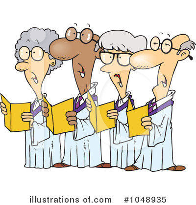 Old People Singing Clip Art Cliparts