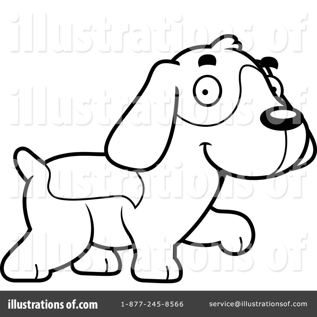 A Cute Beagle