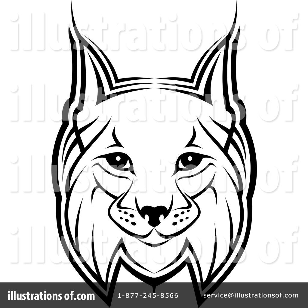 Bobcat Clipart By Seamartini Graphics
