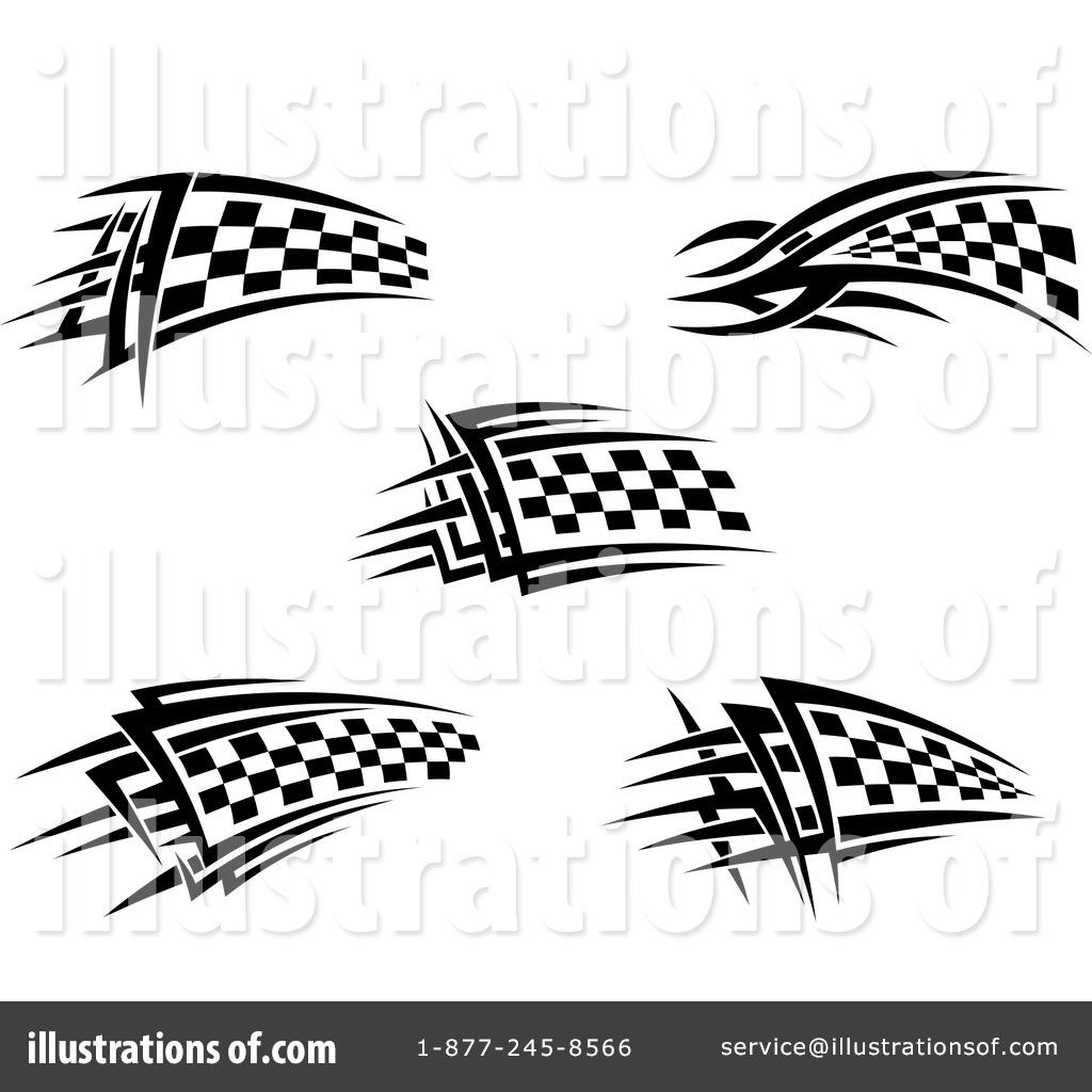 Checkered Flag Clipart