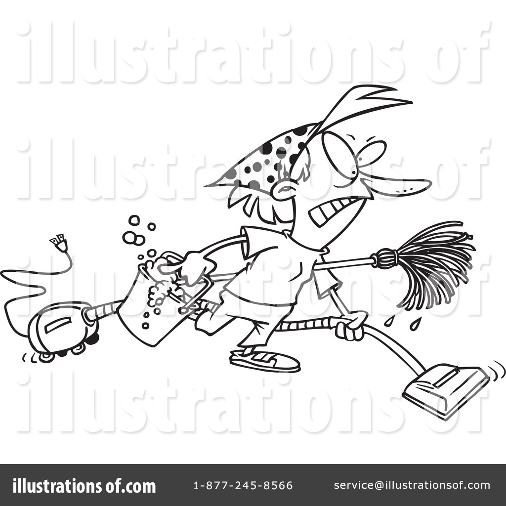 Cleaning Clipart