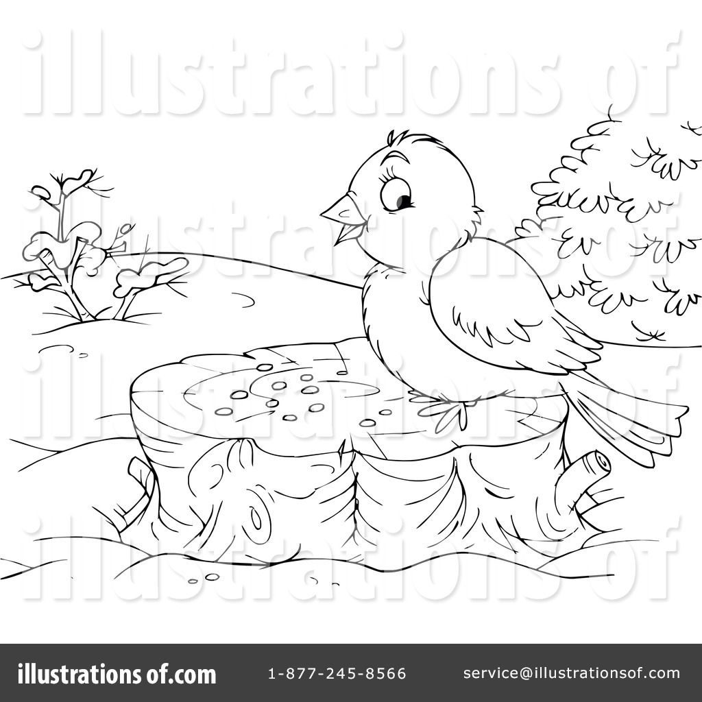 Coloring Page Clipart