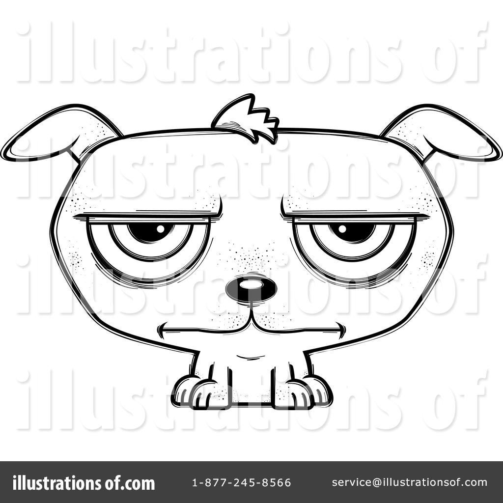 Evil Dog Clipart