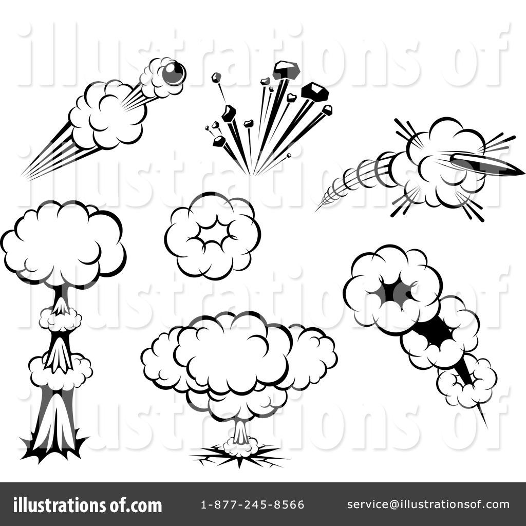 Explosion Clipart By Seamartini Graphics