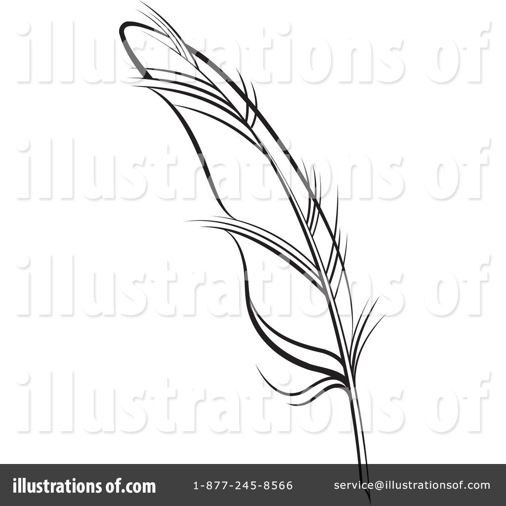 Feather Quill Clipart