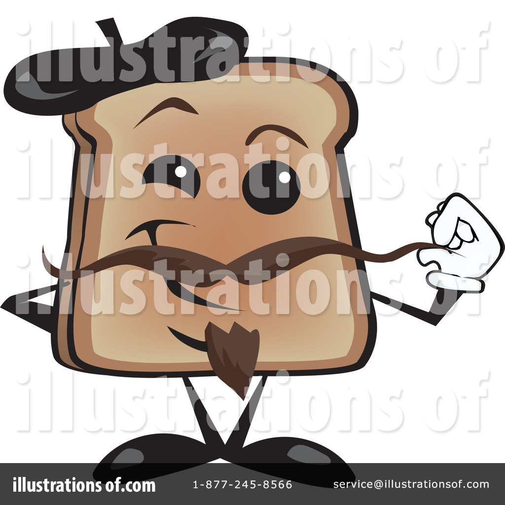 French Toast Clipart 1110499 Illustration By Dennis Holmes Designs