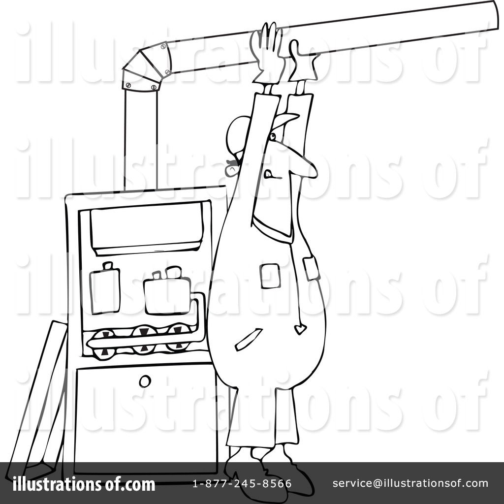 Furnace Clipart