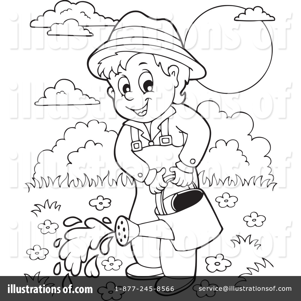Gardening Clipart