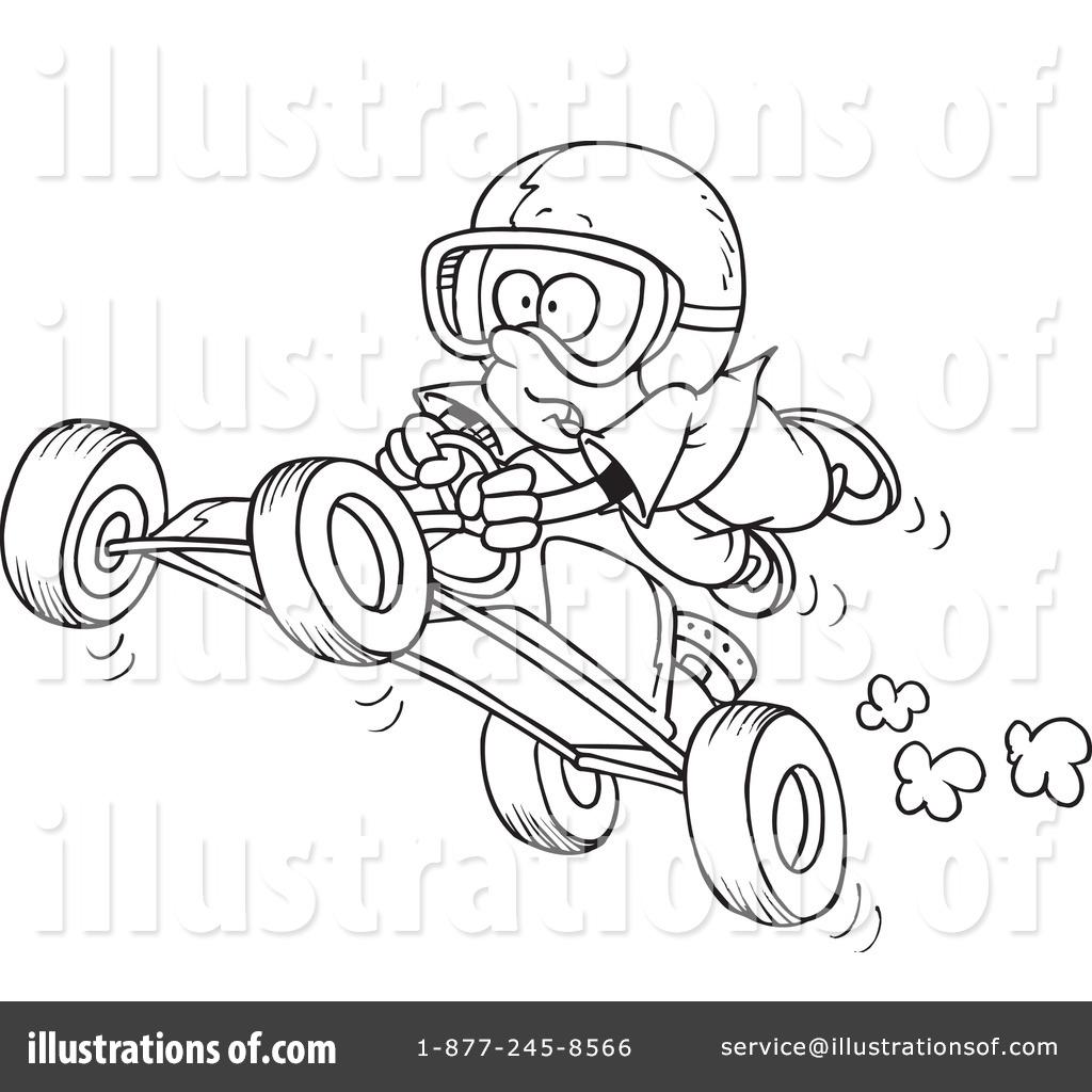 Go Kart Clipart