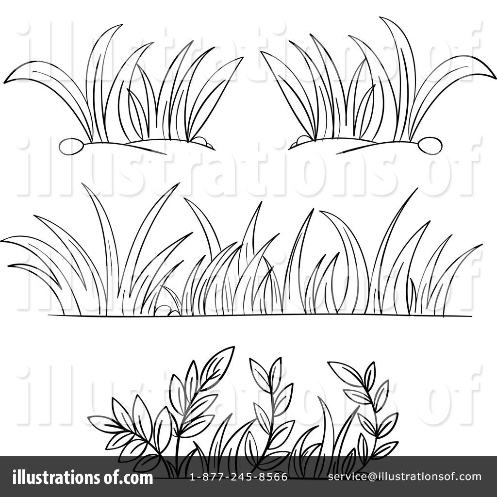 Grass Clip Art Black And White Cliparts