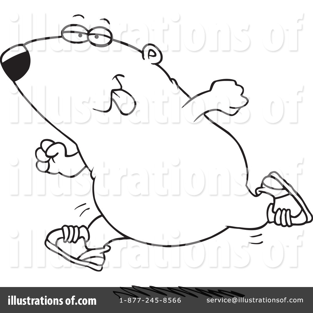 Guinea Pig Clipart By Ron Leishman