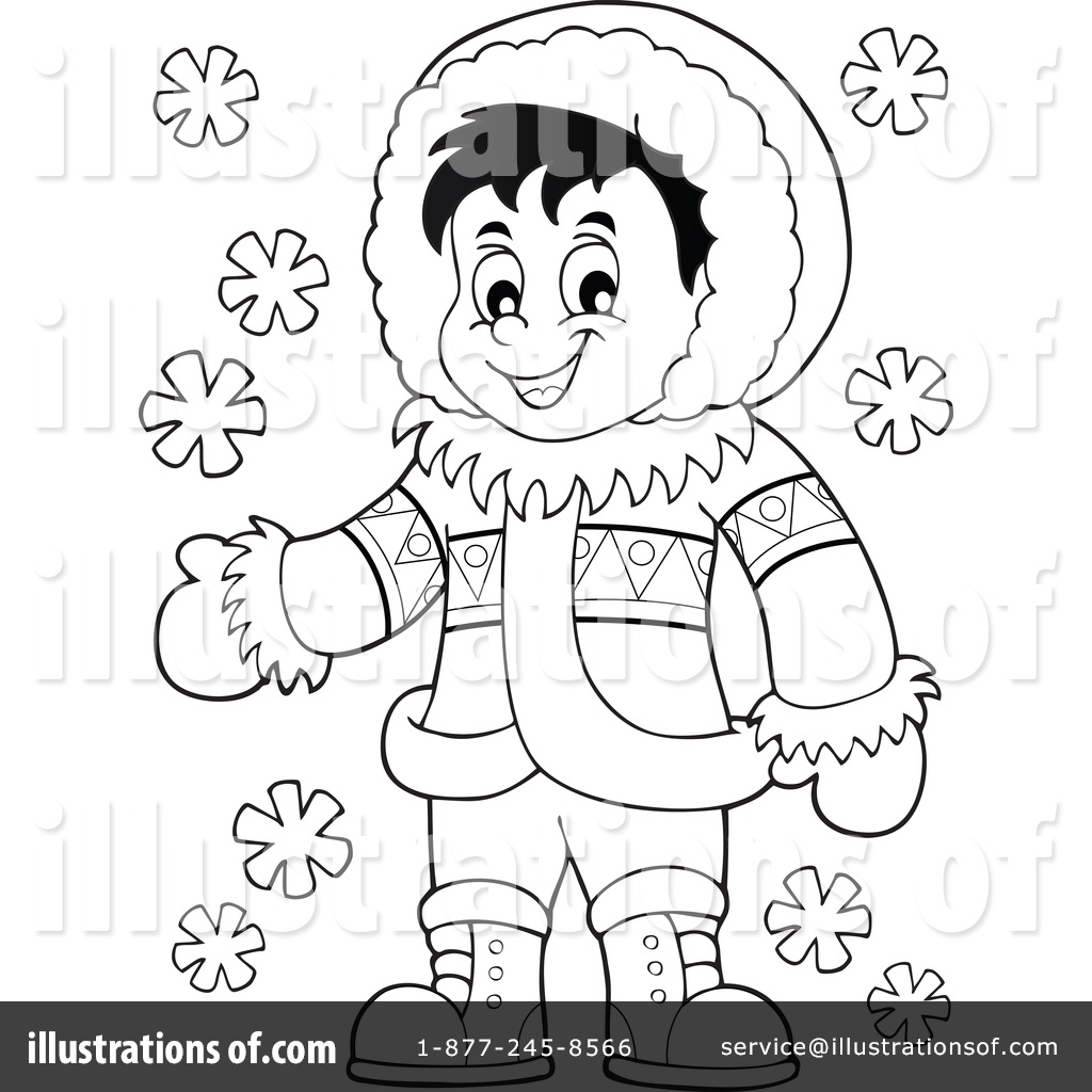 Inuit Clipart